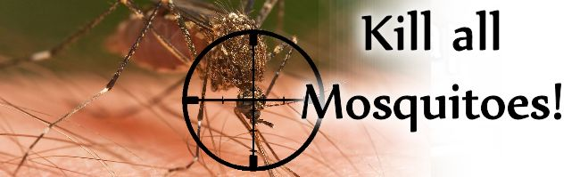 Kill all Mosquitoes!